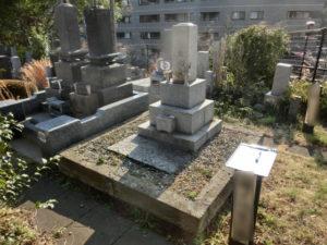 新規墓石工事